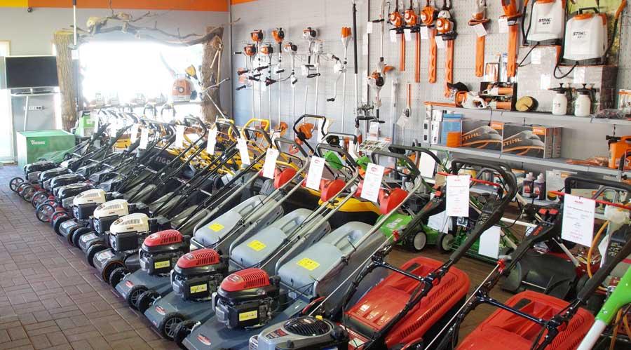 Verleihservice für Motorgeräte in Segeberg Griem