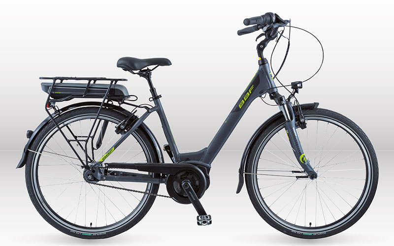 E-Bike in Bad Segeberg