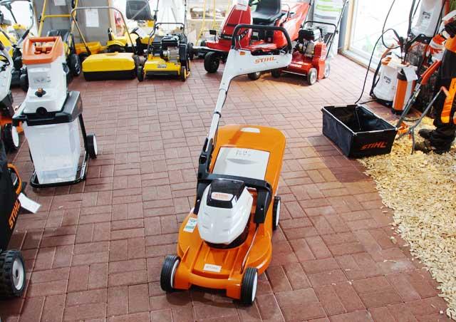 Werkstatt für Gartentechnik