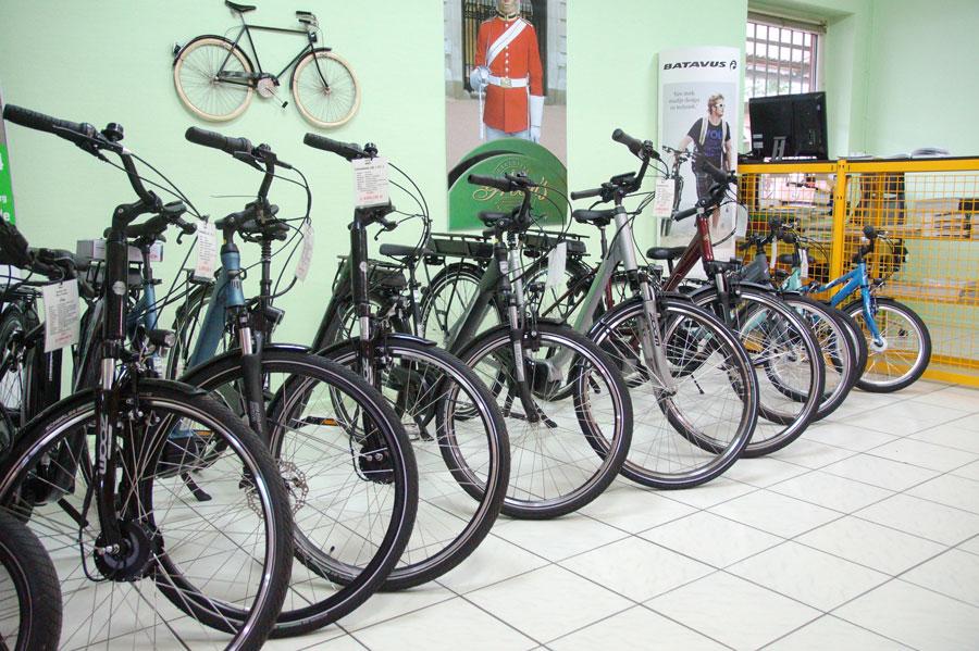 E-Bikes in Bad Segeberg