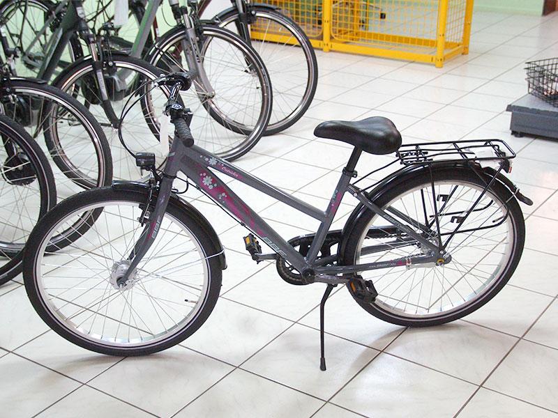 Kinderräder in verschiedenen Größen